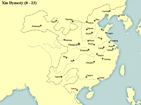 Asia China Five Dynasty And Ten Kingdoms Later Liang Dynasty 907-23