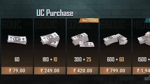 How do we send UCs to friends in PUBG Mobile? - Quora