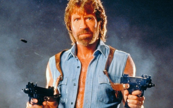 Opinion chuck norris gets ass kicked
