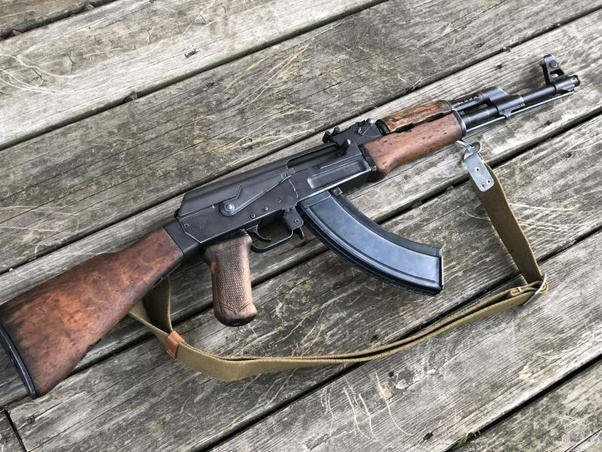 What does the AK stand for in the AK 47? - Quora