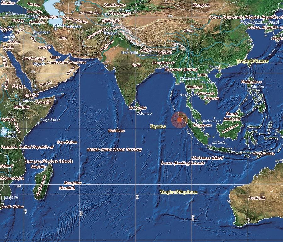 geostrategic importance of india