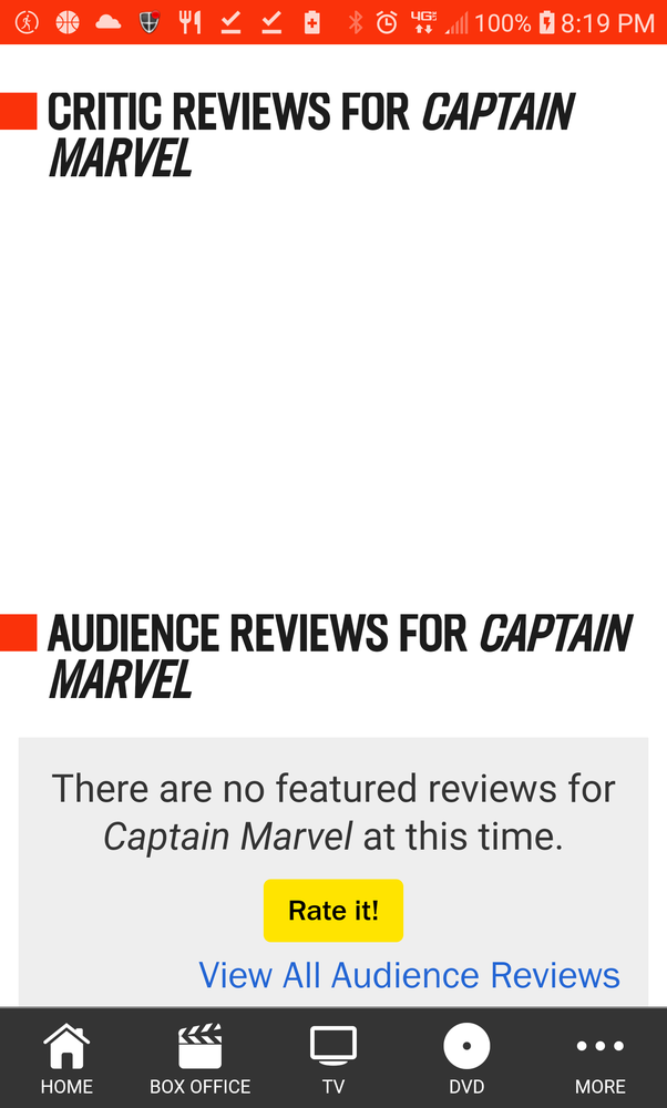 Why are people review bombing the 2019 movie 'Captain Marvel