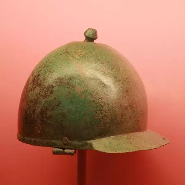 Emesa helmet