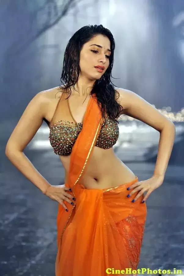 Hottest navel photos