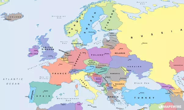 for reference this is a map of europe without the muslim no go zones marked