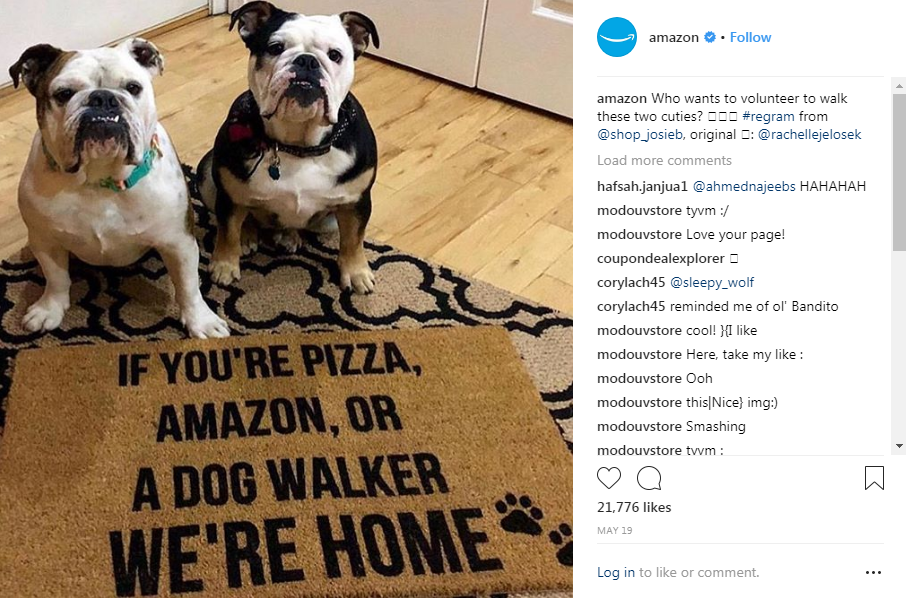 How do brands use Instagram to connect with fans? - Quora
