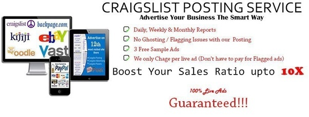 How can my craigslist post always be on the top? - Quora