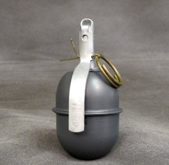 What can I do if I find a grenade at my house? - Quora