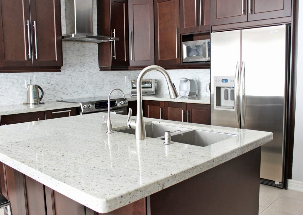 Why do people like granite in kitchens and bathrooms? - Quora