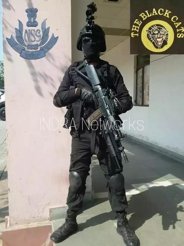Black Cat Commando Photos