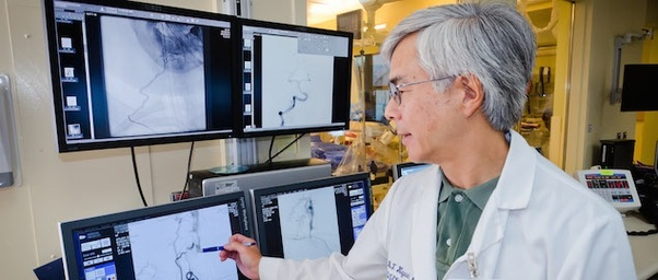 What is the difference between neuro interventional radiology and