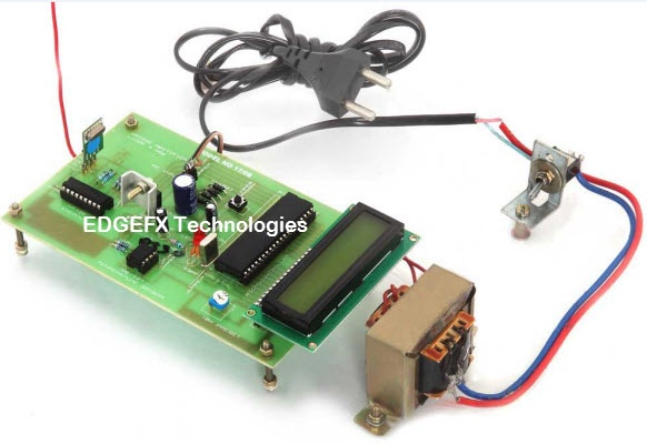 What are the topics for final year hardware projects (embedded) for ...