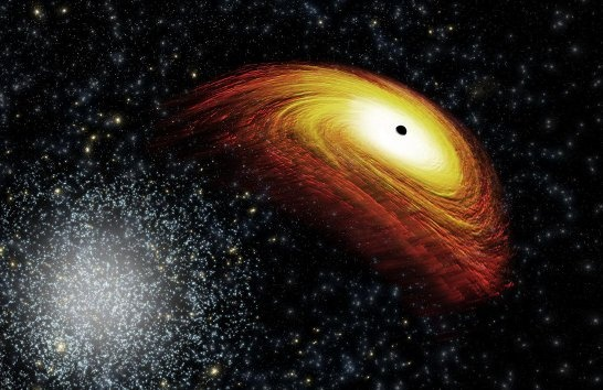 How could you destroy a black hole, and what would happen once it