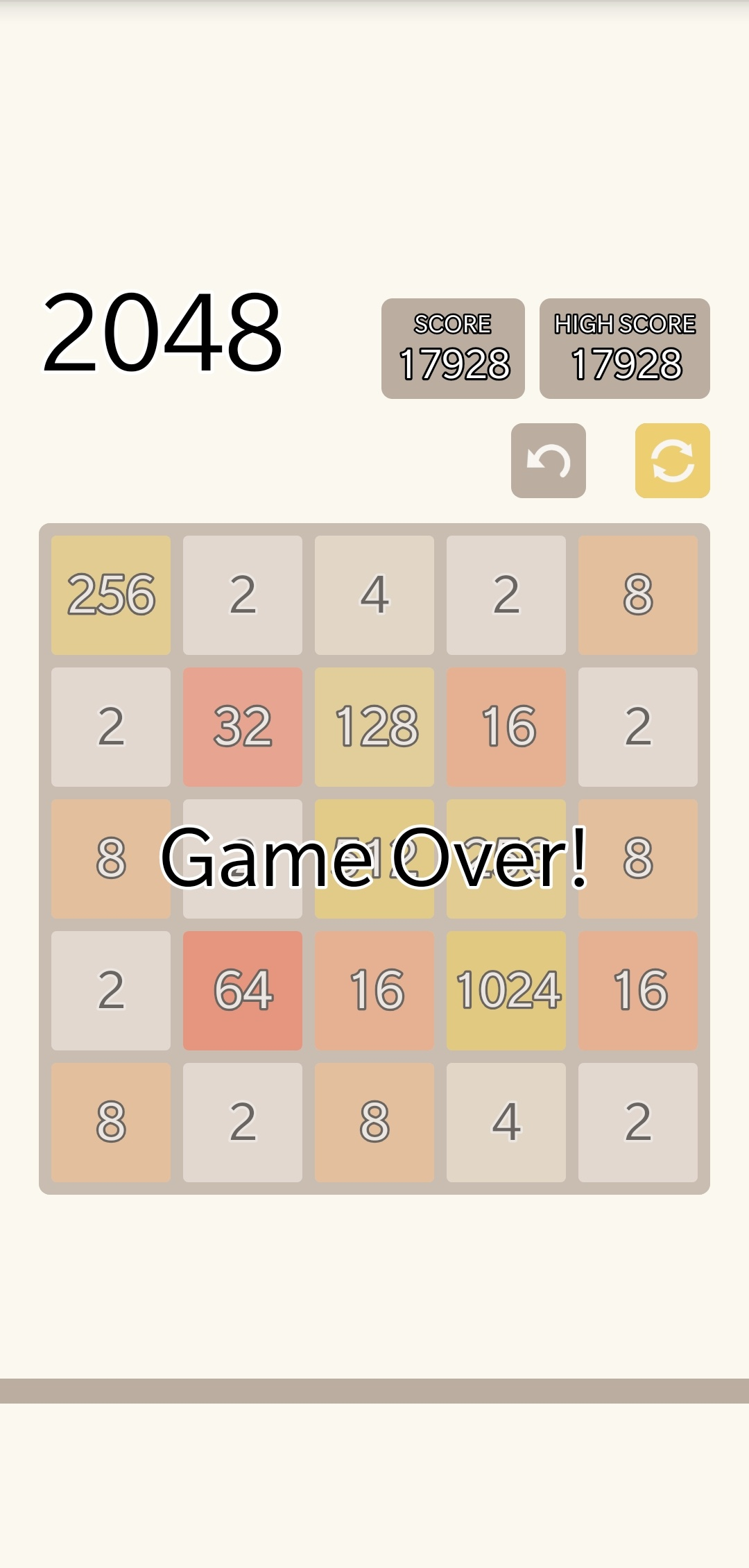 What's the highest possible score in the game 20   Quora