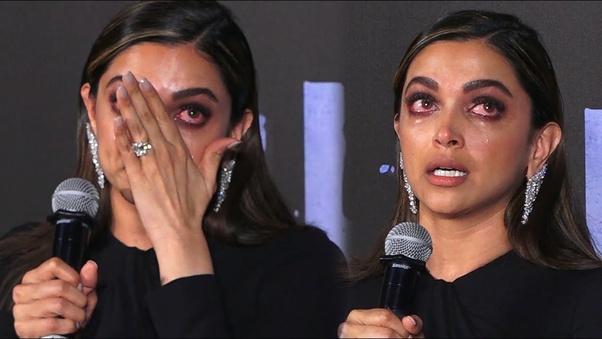 Why did Deepika Padukone cry three times during the NCB ...