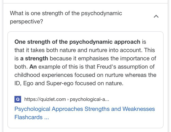 What Are The Key Elements Of Psychodynamic Theory Quora