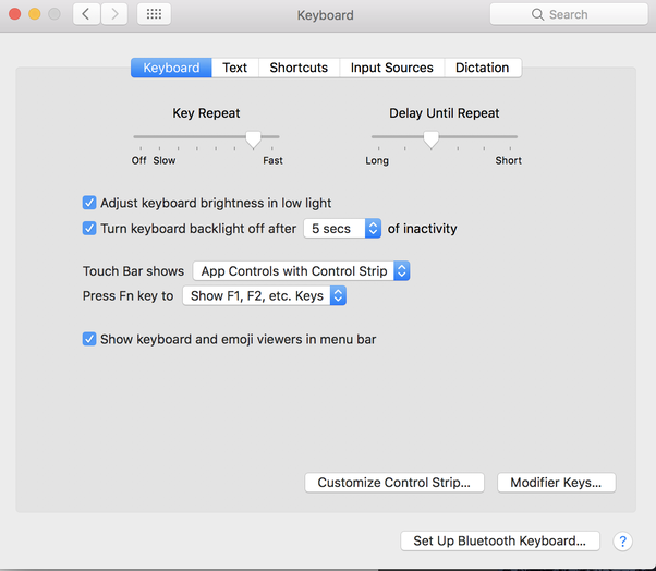 What Is The Mac Equivalent Of Character Map Charmap Quora