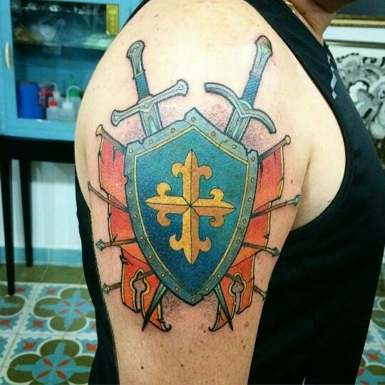 What Are The Best Strength Tattoo Designs?
