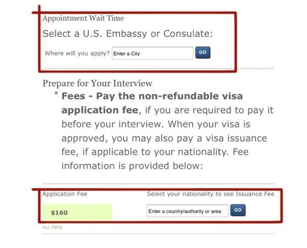 How long does it take to get a us tourist visa quora input the city from which you will apply and it will provide you with the estimated calender days for you to get an appointment for your interview altavistaventures Gallery