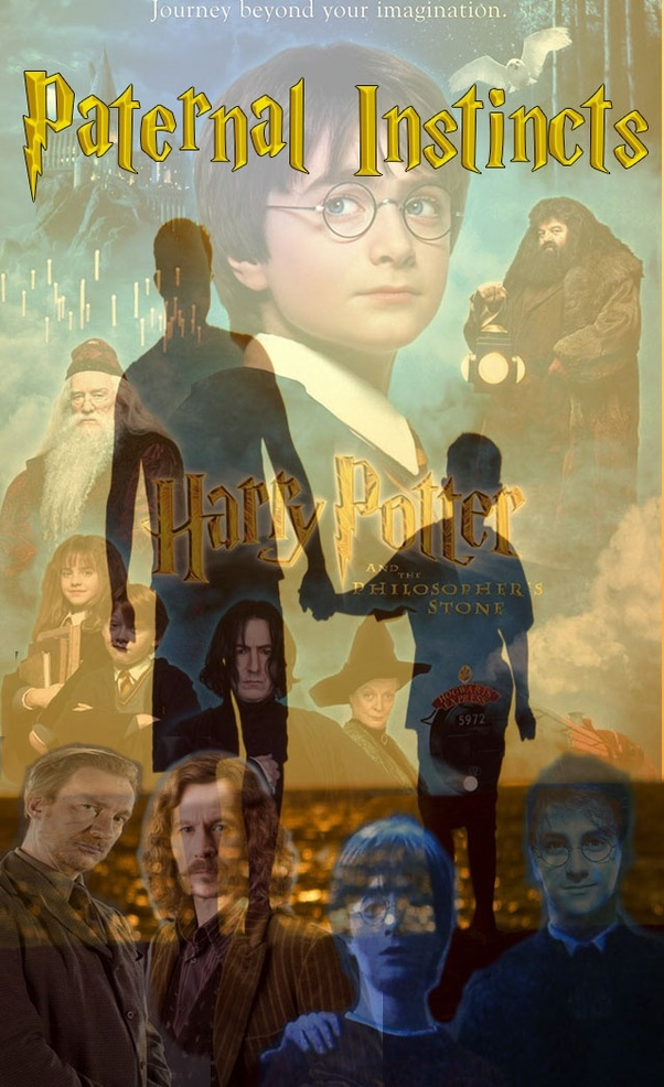Have you written any Harry Potter fanfiction? - Quora
