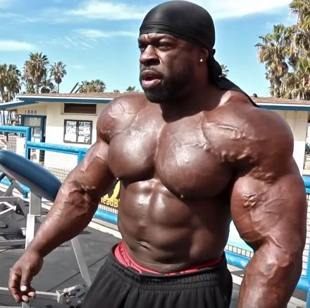 Is Kali Muscle on steroids? - Quora