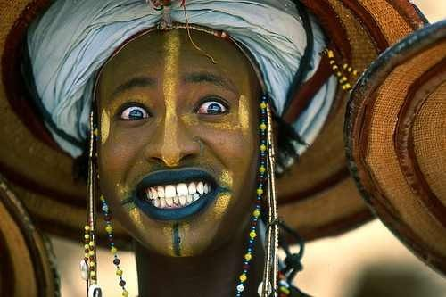 Necessary Facial scarring in fulani tribe agree