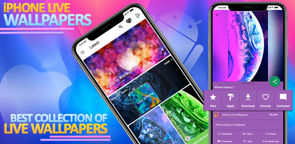 What Are The Best Live Wallpapers App For Iphone Do You