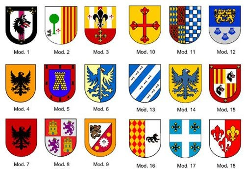 what was the meaning behind the flags used during the