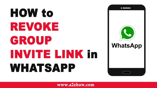 How to change WhatsApp group link - Quora
