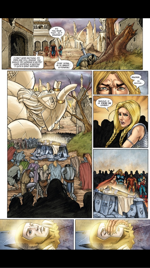 Who is 'Rune King' Thor? What is his origin in the Marvel