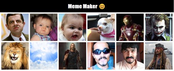 How to make a meme with writing above the photo - Quora