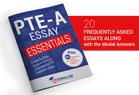 Help in write an essay pte exam