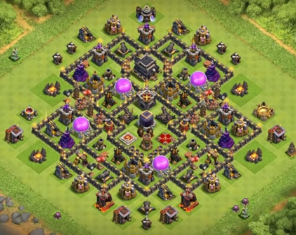 Base Farming Th 9 Anti 3 Star 7