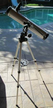 Is this telescope good for amateur astronomy? - Quora