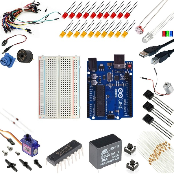 What is the best kit for learning Arduino? - Quora