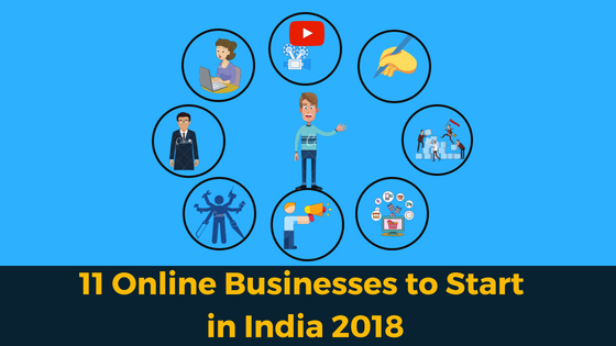 Online Business Ideas To Start With No