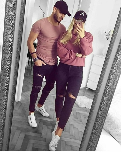 Why do couples wear matching outfits? - Quora