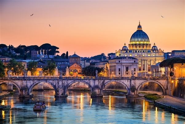 Rome The Capital Of Italy Tops Our List Top Destination In It Is Most Populous And Beautiful City State