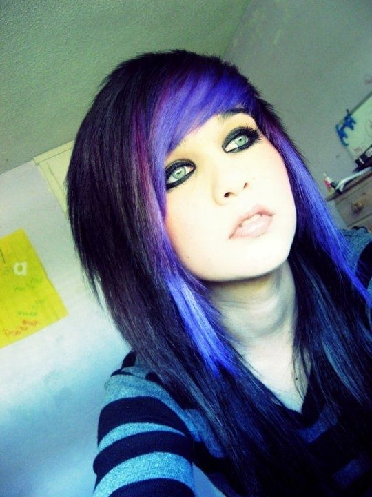 Are there any hairstyles that are associated with emo kids ...