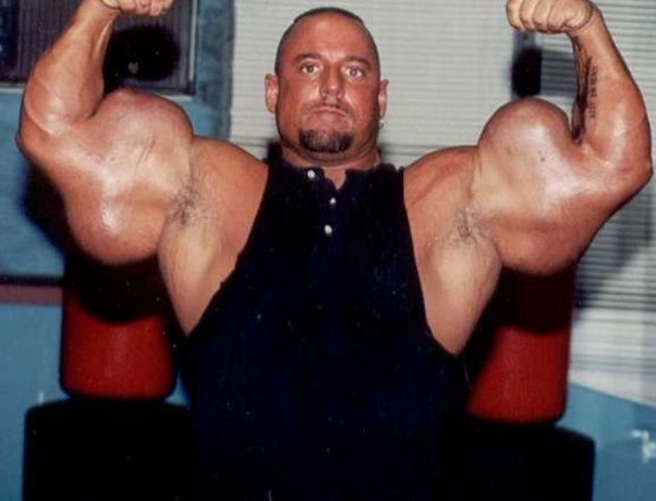 How to get 23-inch arms, un-flexed, without taking steroids - Quora