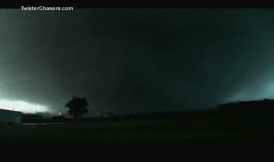 What is the most unbelievable display of damage, a tornado