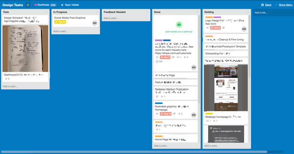 How does Trello compare to Google Keep for personal task