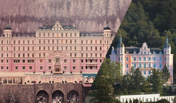 where was the grand budapest hotel shot quora. Black Bedroom Furniture Sets. Home Design Ideas