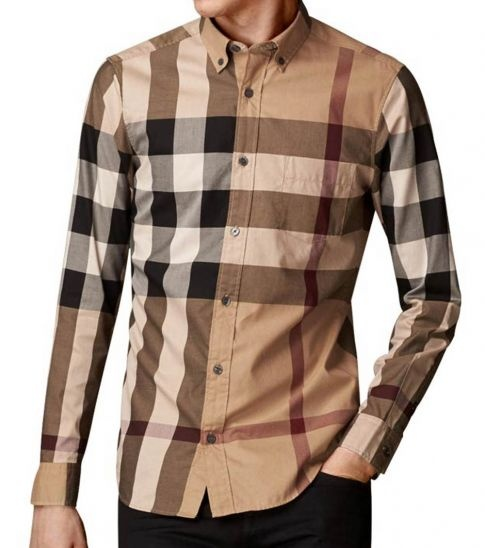 Do Louis Vuitton Burberry And Armani Exchange Make Shirts