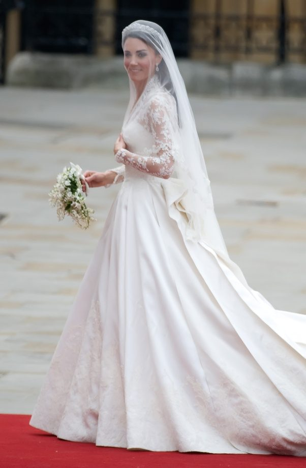 Who are the best-dressed celebrity brides? - Quora