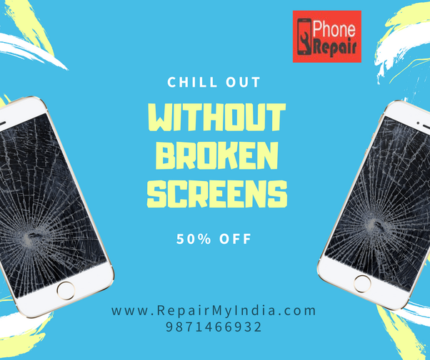 How much will it cost to fix the broken screen of Lenovo K4