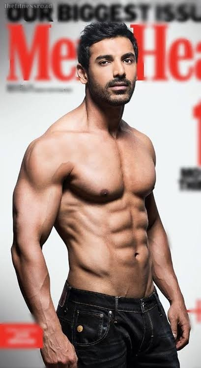 john abraham body building diet