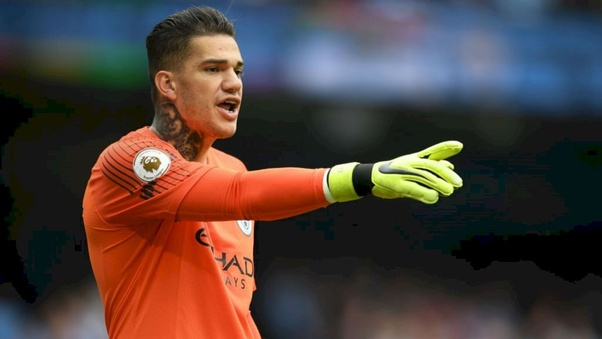 Melhores Defesas De Ederson Moraes 2019: The Year Is 2027. You Have Every Footballer In The World