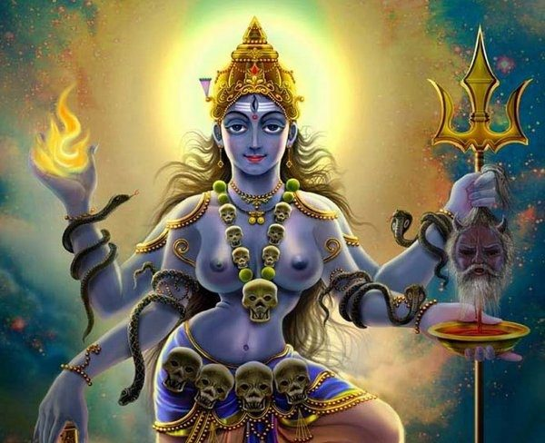 Sexuality in indian mythology