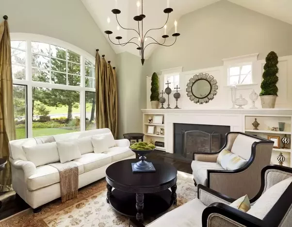 How should I decorate my living room? - Quora